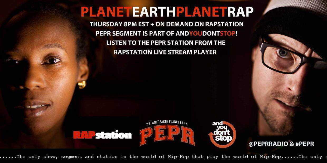 Planet Earth Planet Rap